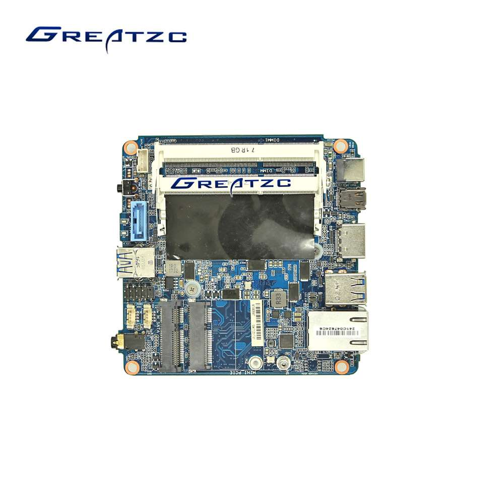 ZC-NI6200U NUC Mainboard With i5-6200u CPU